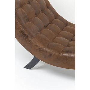 Chaise longue SNAKE VINTAGE Kare Design éco