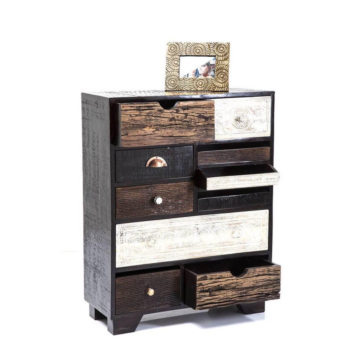 Commode 10 tiroirs FINCA Kare Design
