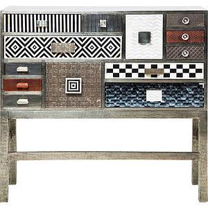 Commode 14 tiroirs CHALET Kare Design