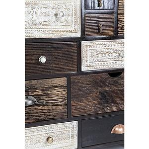 Commode 14 tiroirs FINCA Kare Design