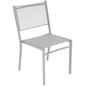 COSTA by Fermob Chaise gris métal