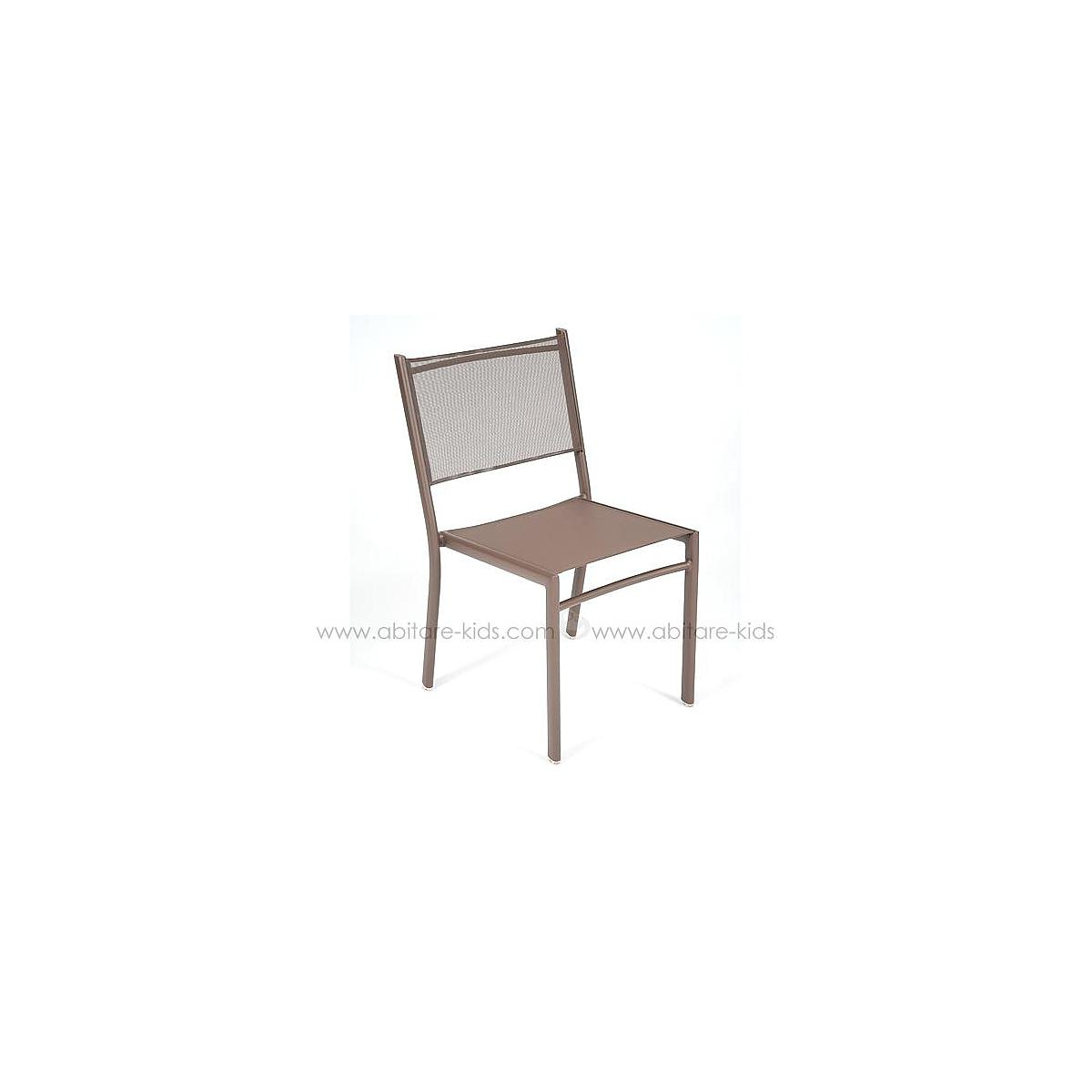 COSTA by Fermob Chaise Rouille