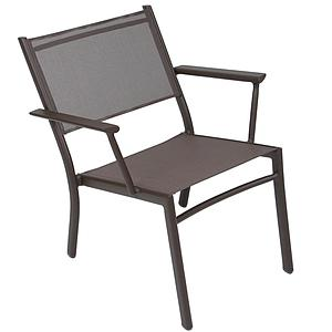 COSTA by Fermob Fauteuil bas rouille