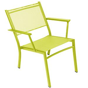 COSTA by Fermob Fauteuil bas verveine