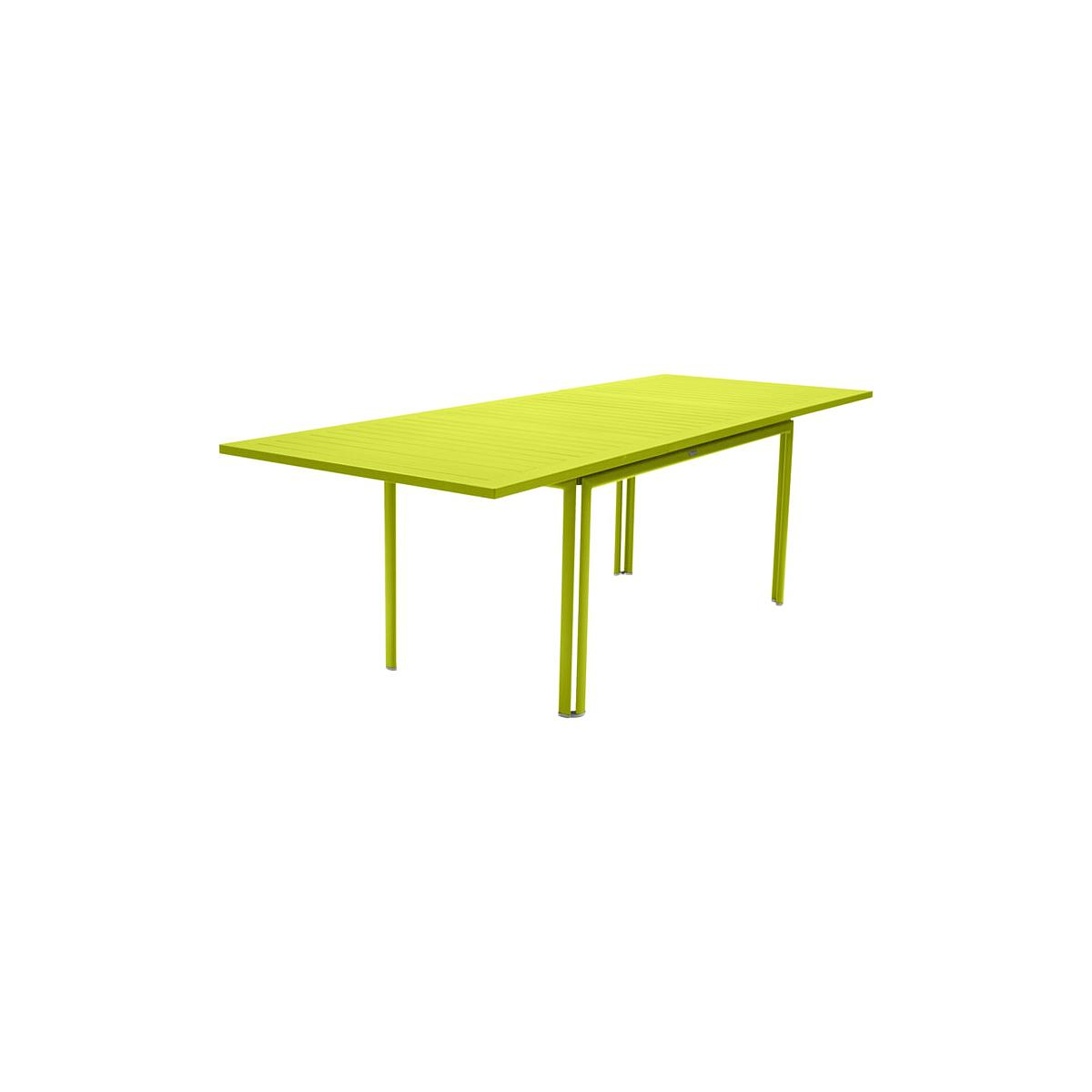 COSTA by Fermob table à allonge verveine