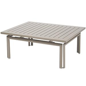 COSTA by Fermob Table basse Brun muscade