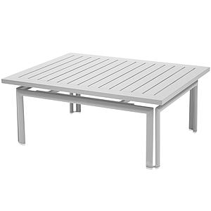 COSTA by Fermob Table basse Gris métal