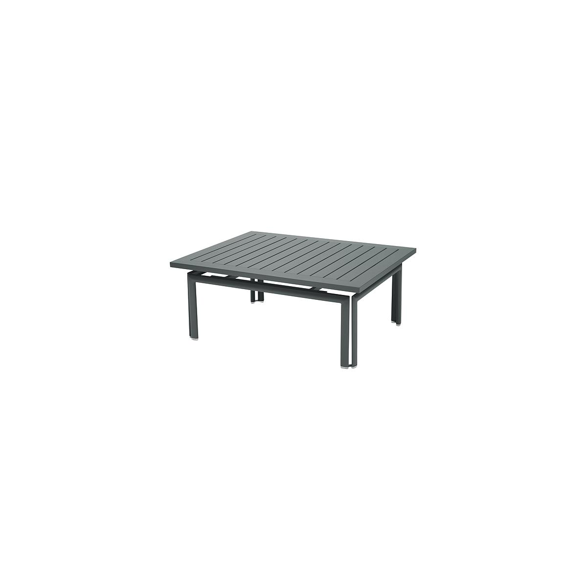 COSTA by Fermob Table basse Gris orage