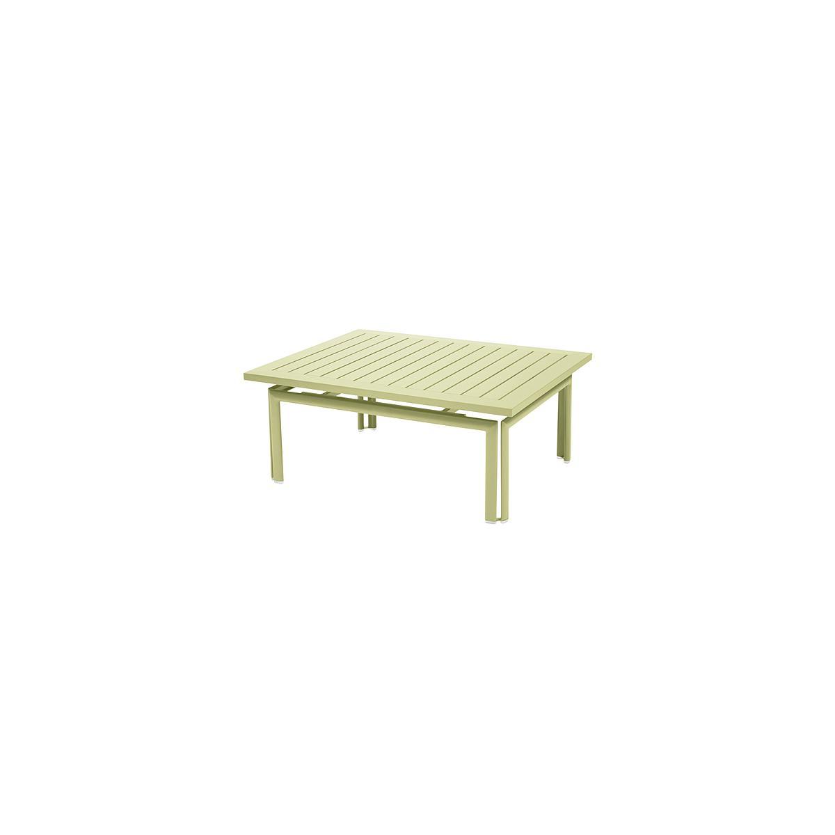 COSTA by Fermob Table basse Vert tilleul