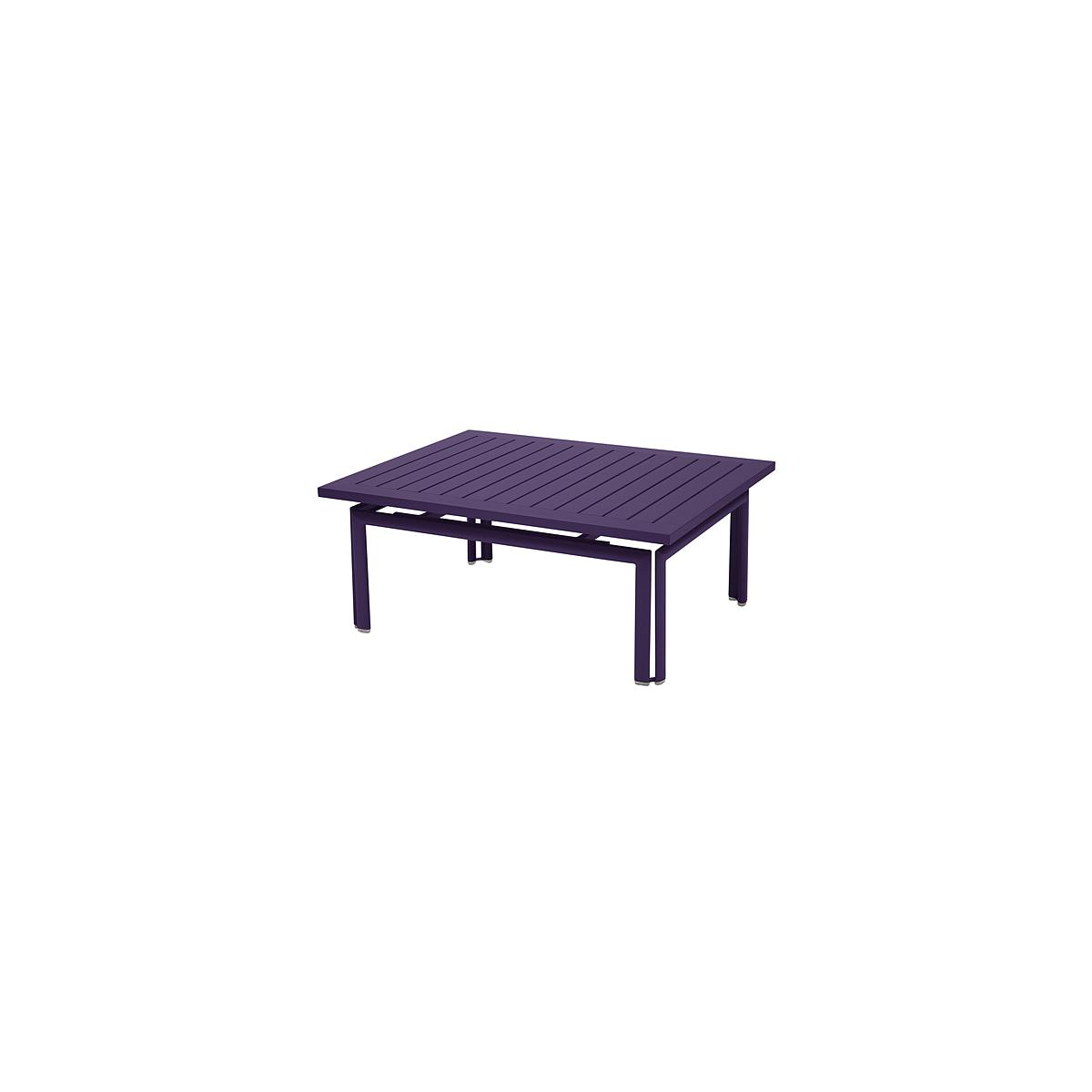 COSTA by Fermob Table basse Violet aubergine