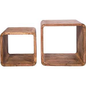 Cubes carrés AUTHENTICO Kare Design