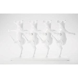 Dancing Cows by Kare Statue décorative