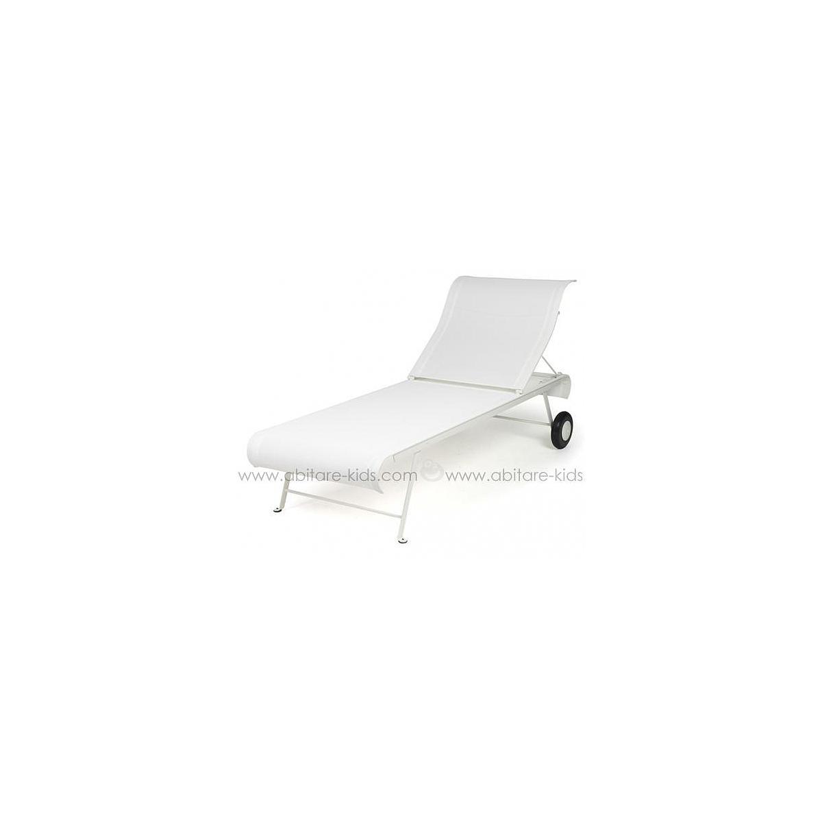 DUNE by Fermob Bain de soleil blanc coton