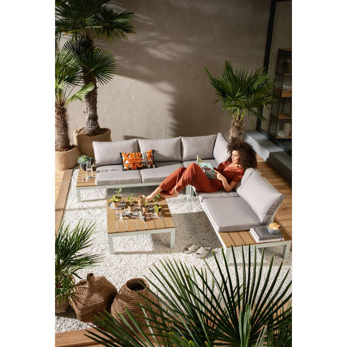 Ensemble extérieur HOLIDAY Kare Design blanc