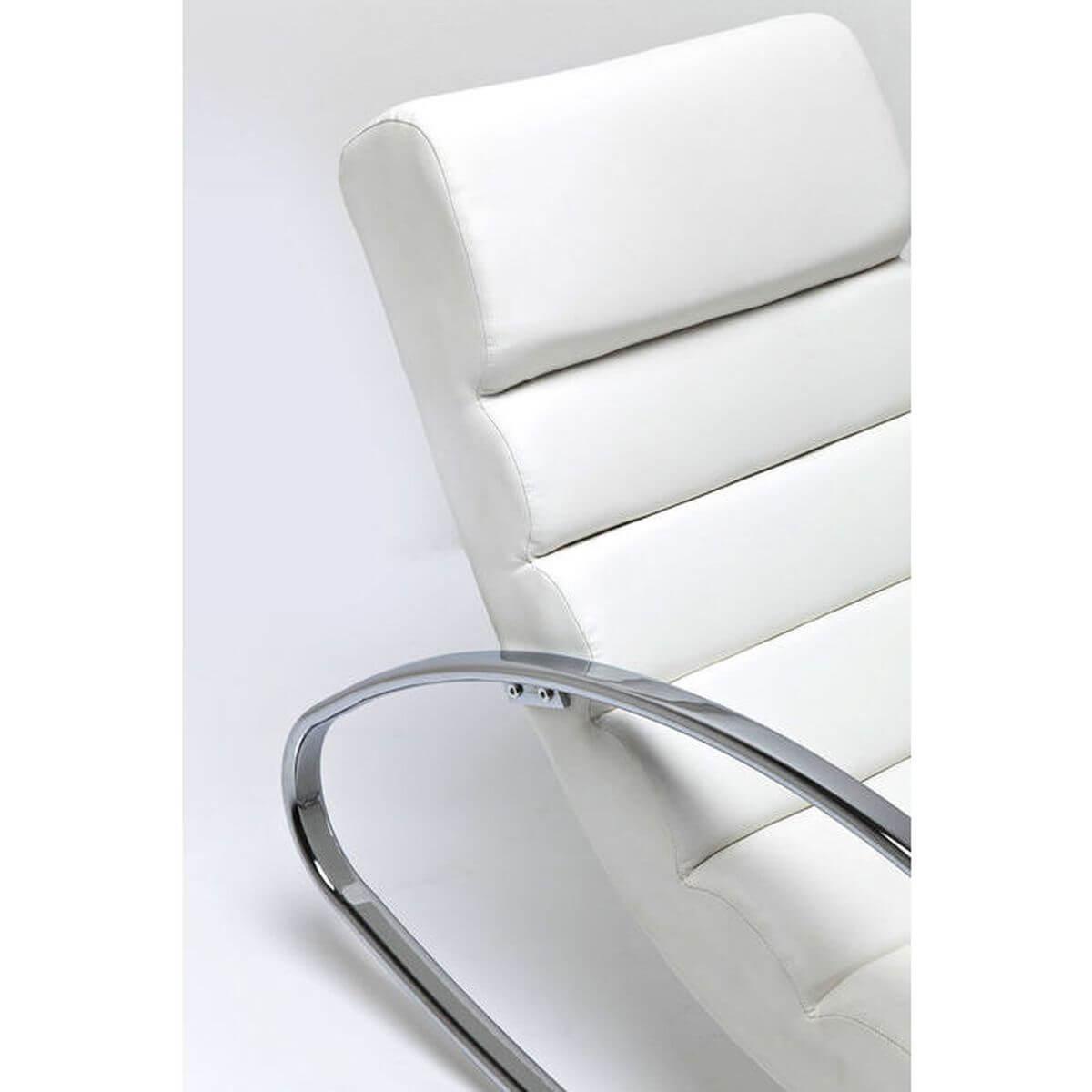 Fauteuil à bascule MANHATTAN Kare Design