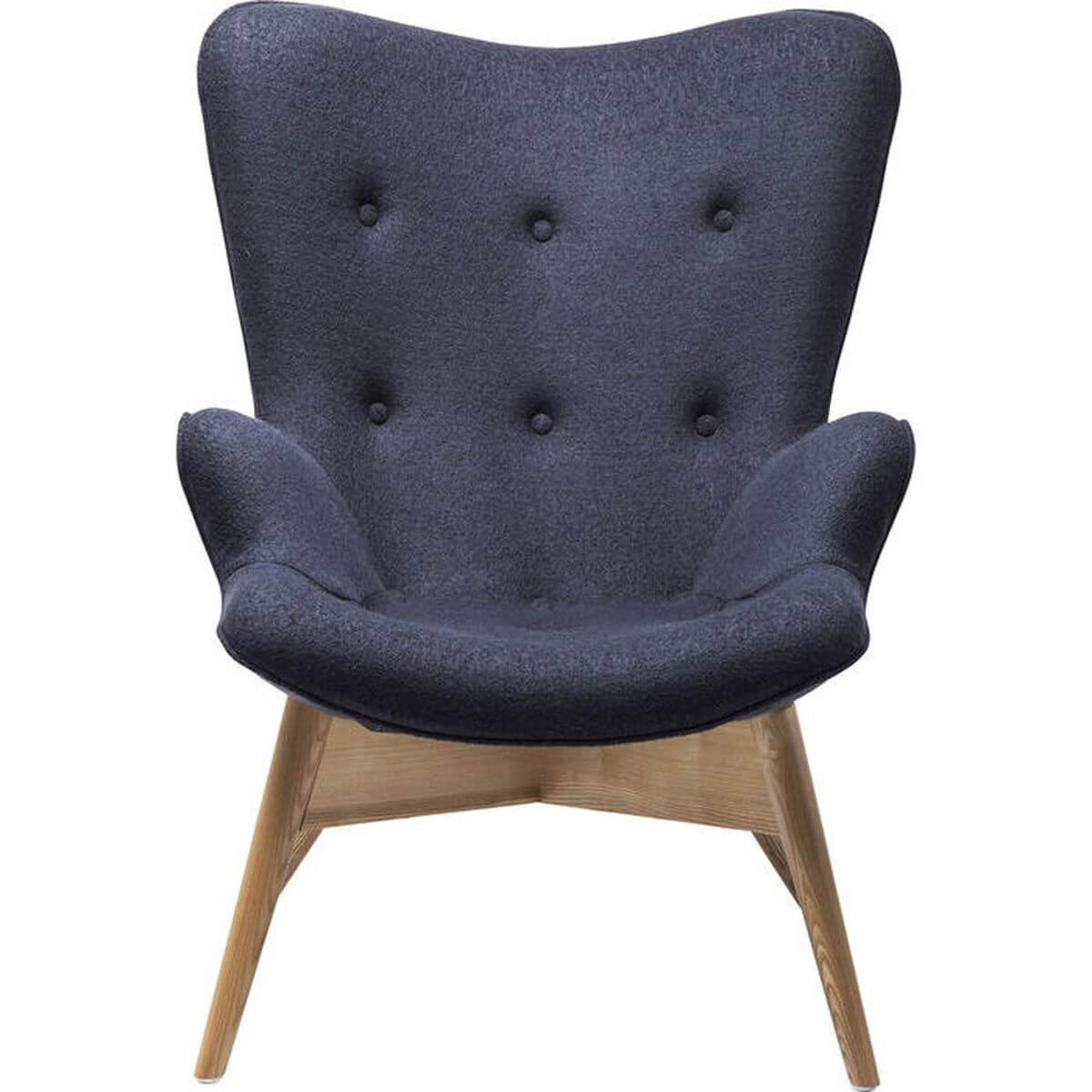 ANGELS WINGS by Kare Fauteuil  Dark Grey Eco
