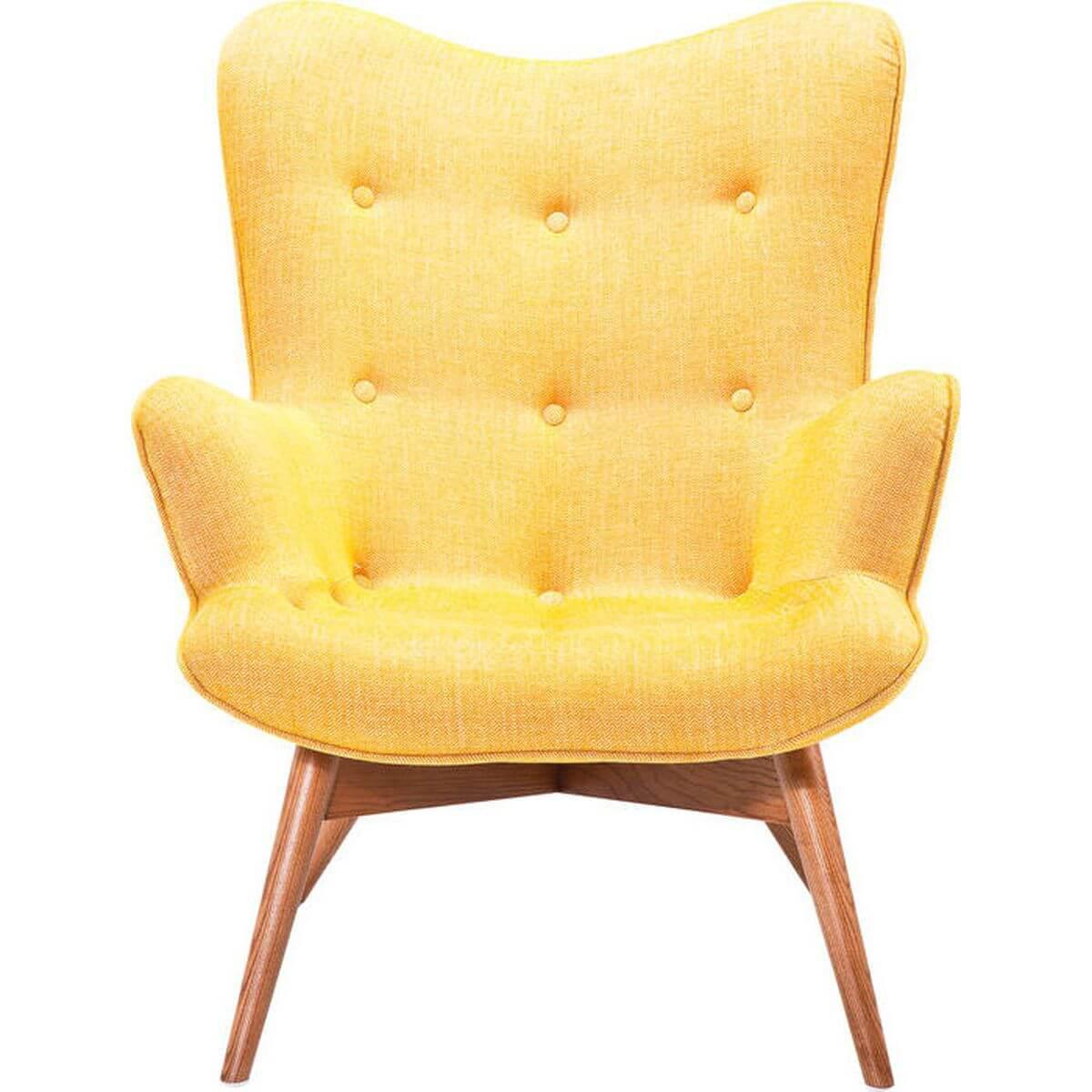 ANGELS WINGS RHYTHM by Kare Fauteuil Moutarde