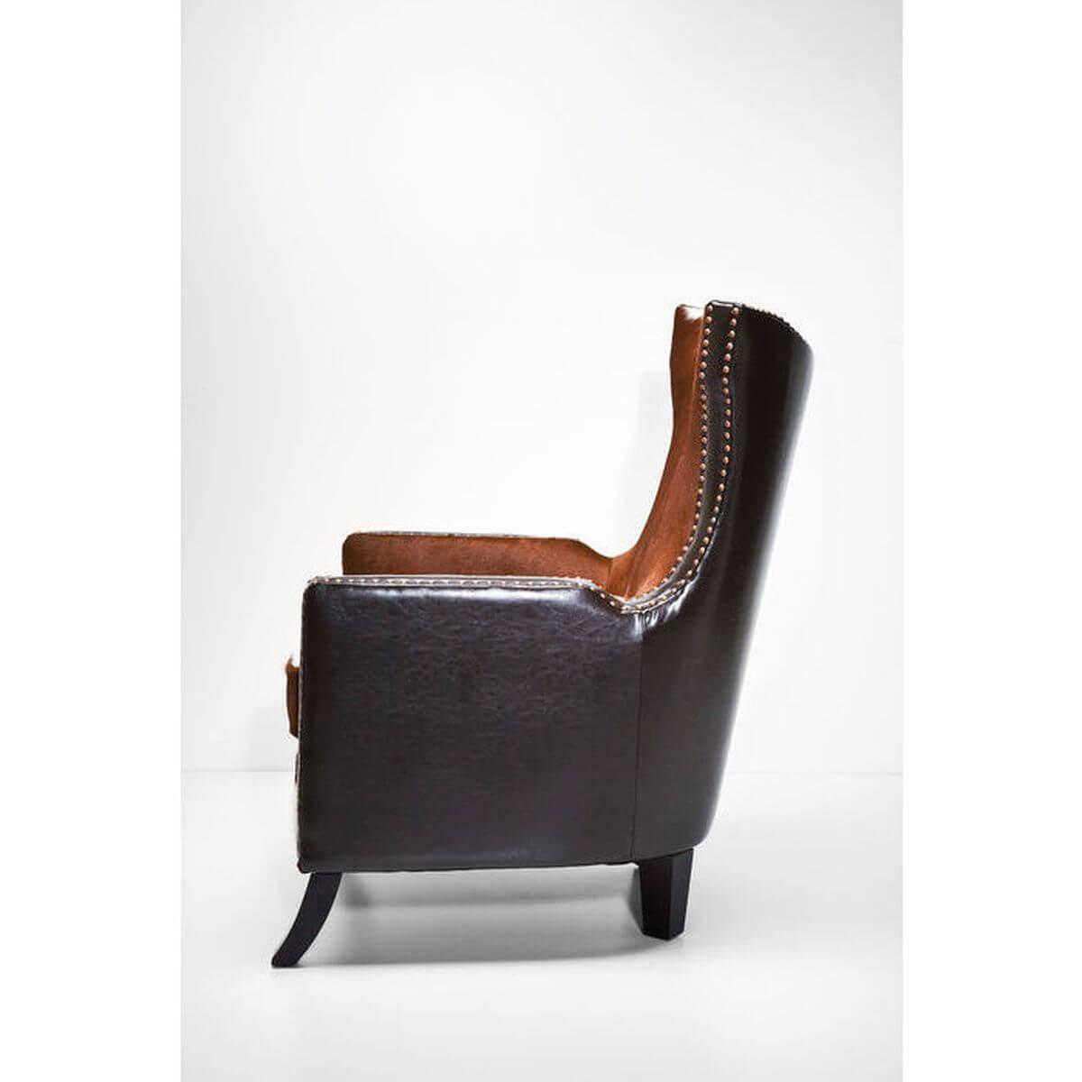 Fauteuil DENVER COW Kare Design