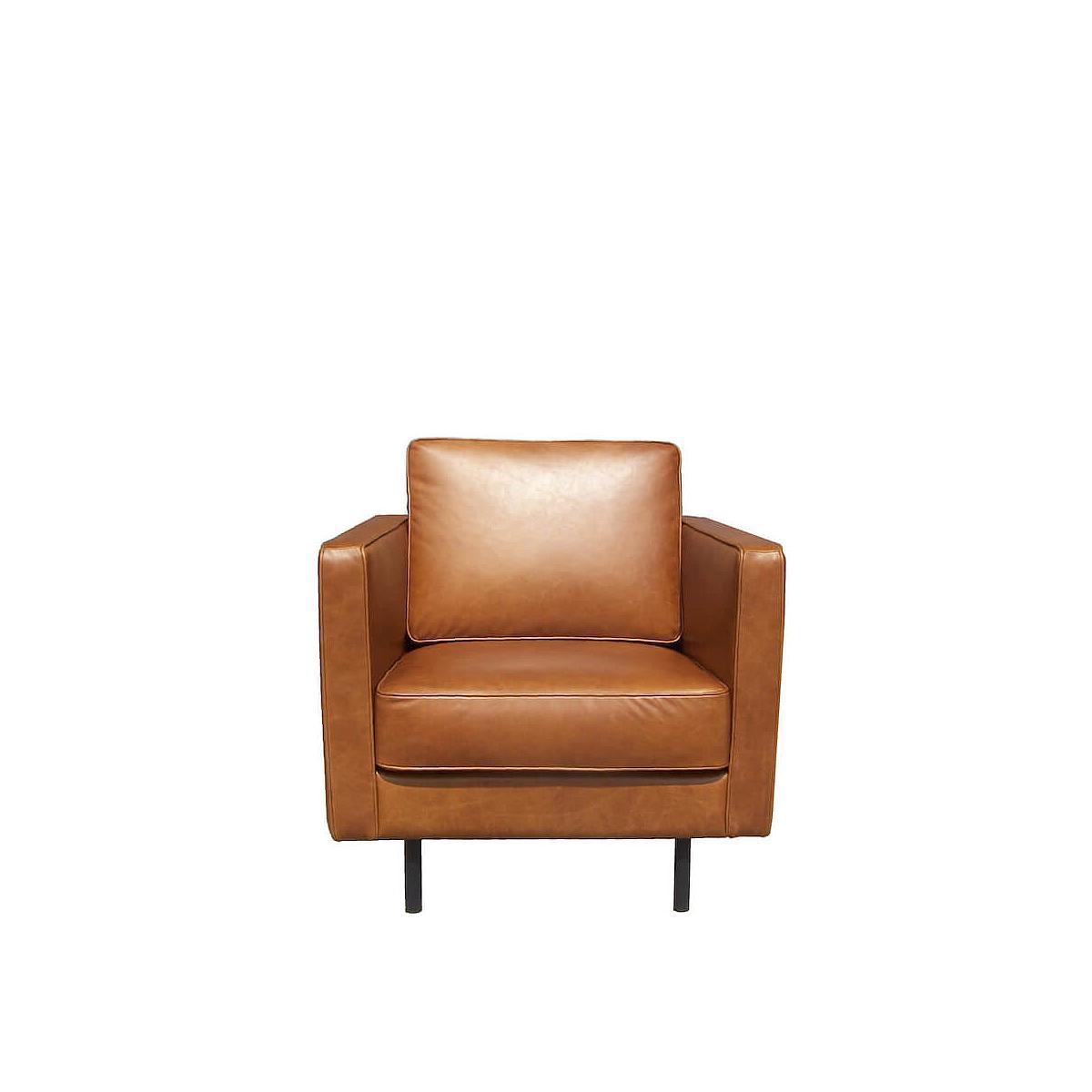 Fauteuil N501 Ethnicraft brun