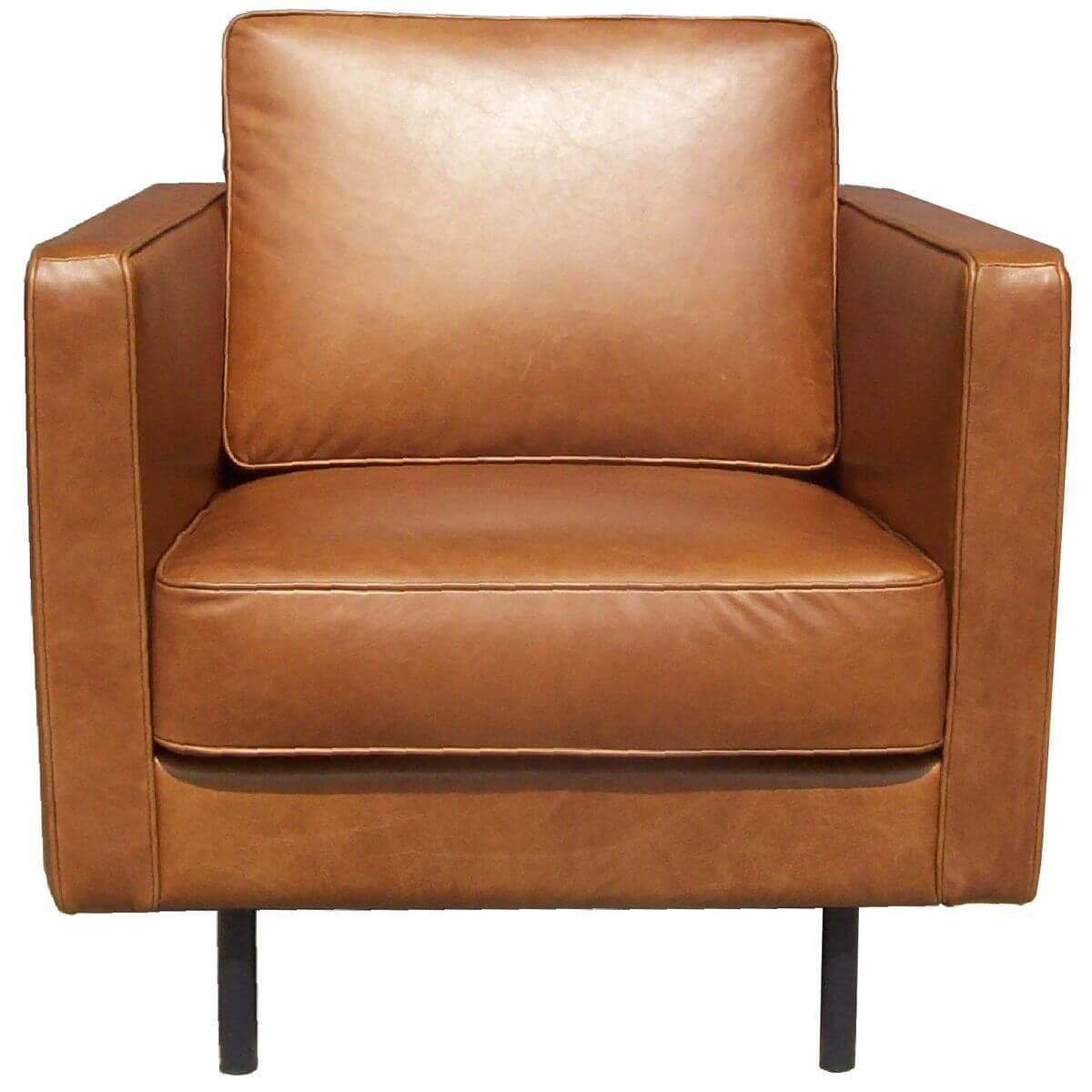 Fauteuil N501 Ethnicraft brun
