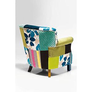 Fauteuil PATCHWORK STRIPES Kare Design