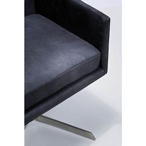 Fauteuil pivotant DIALOG Kare Design