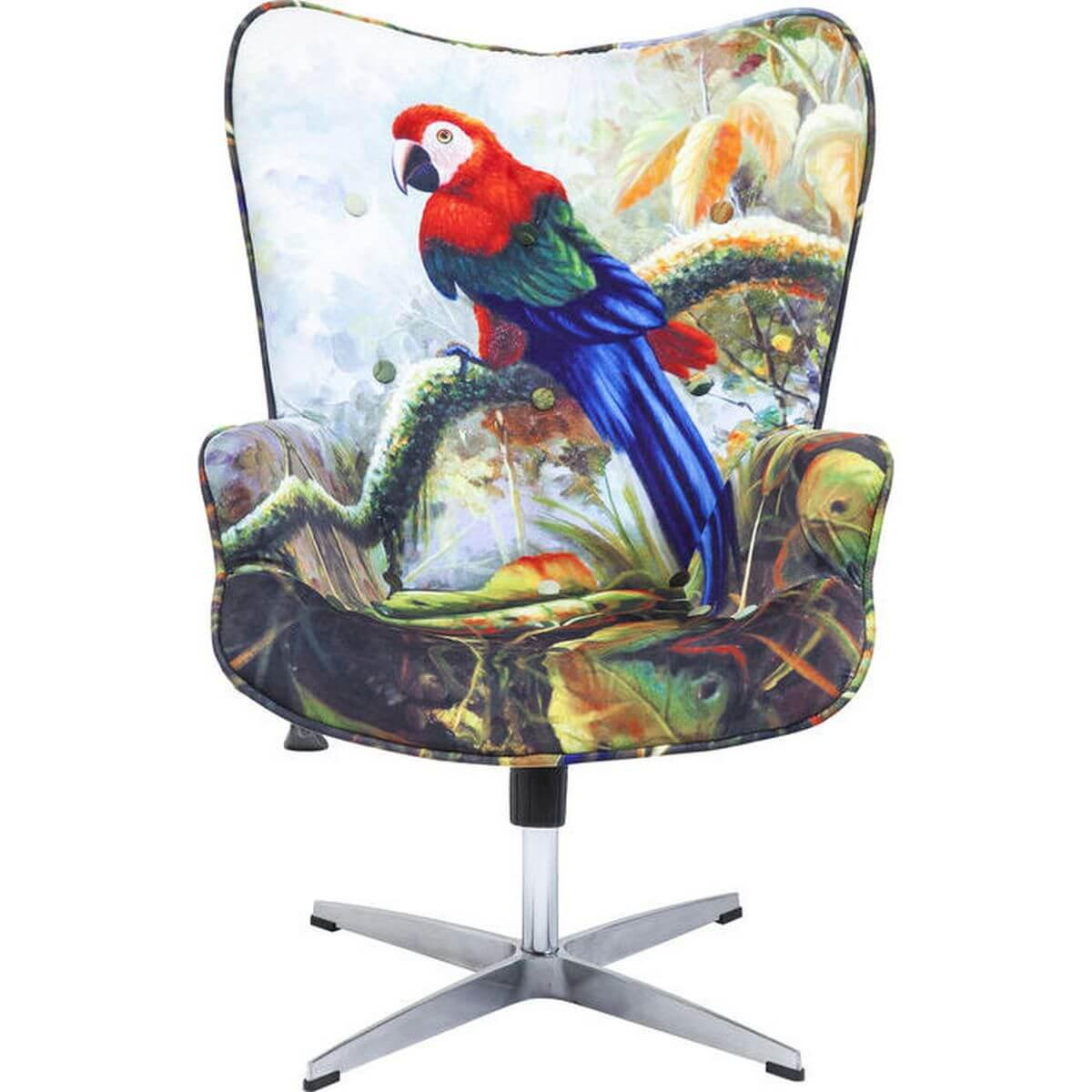 JUNGLE FEVER by Kare Fauteuil Pivotant