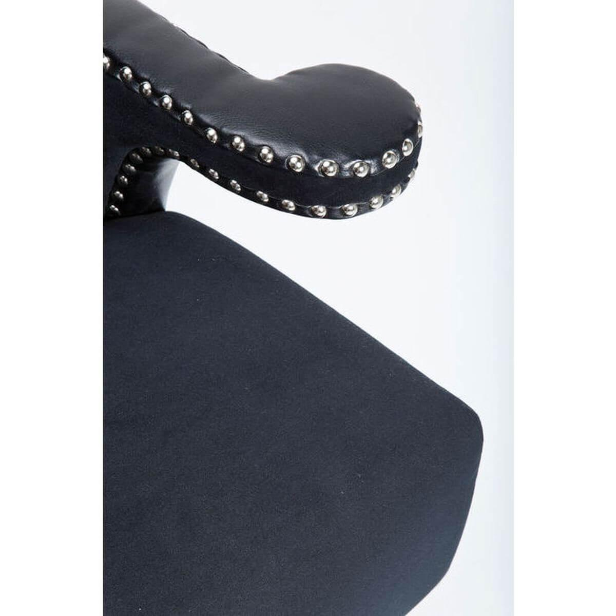 Fauteuil RIVET Kare Design noir