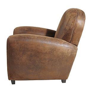 Fauteuil ROND Kare Design vintage