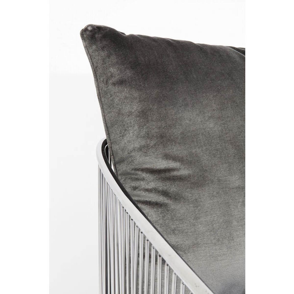 Fauteuil SORENTO Kare Design gris