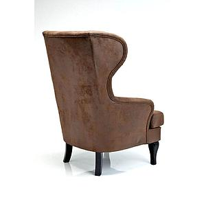 Fauteuil WING CHAIR Kare Design vintage
