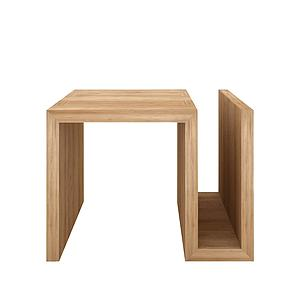 KUBUS NAOMI by Ethnicraft Table d'appoint