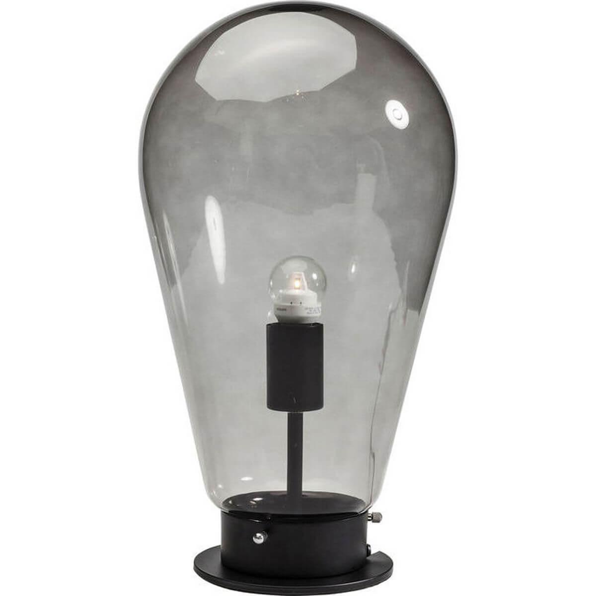 Lampe à poser BULB Kare Design noir