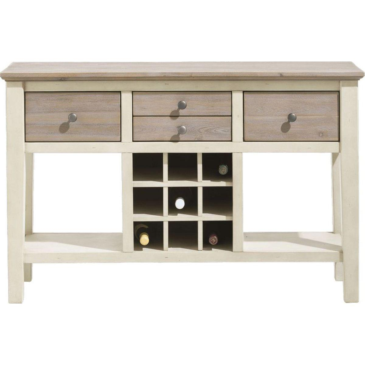 LE PORT by H&H Console french white