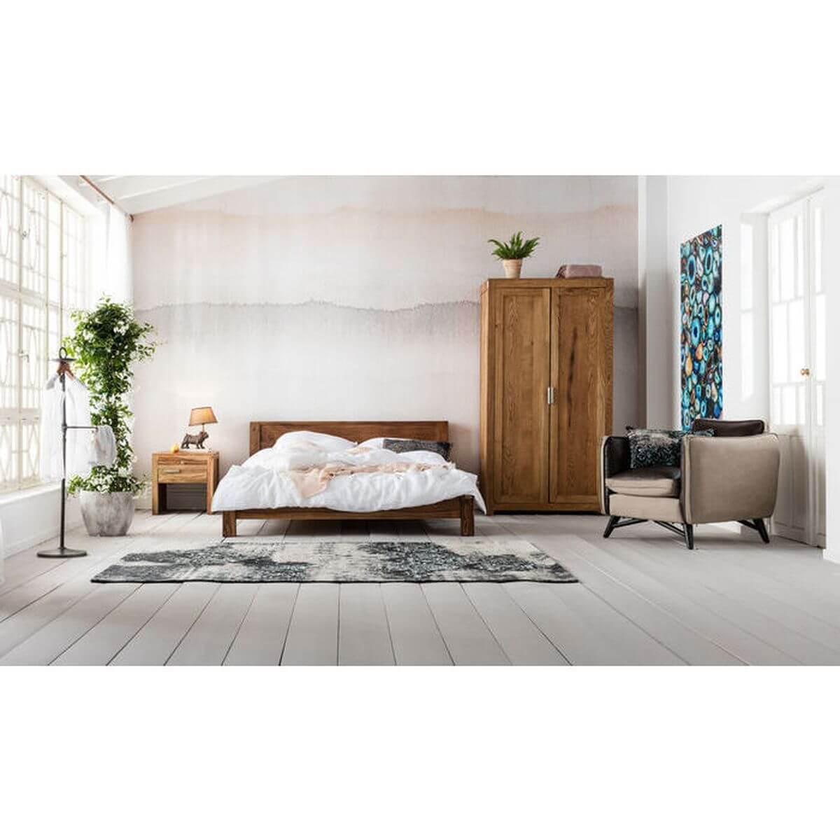 Lit 160x200cm AUTHENTICO Kare Design