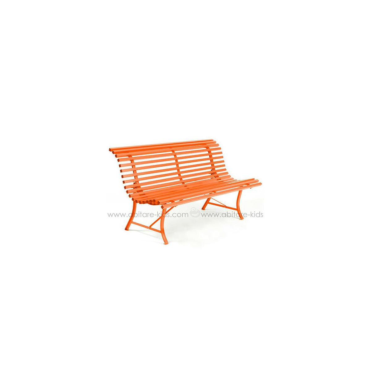 LOUISIANE by Fermob Banc carotte 150 cm