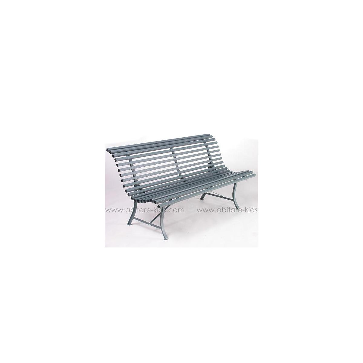 LOUISIANE by Fermob Banc gris orage 150 cm