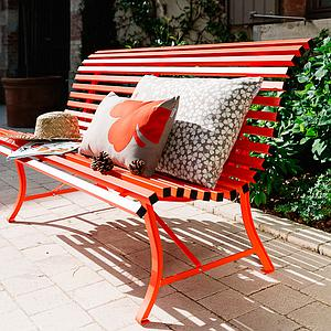 LOUISIANE by Fermob Banc prune 150 cm