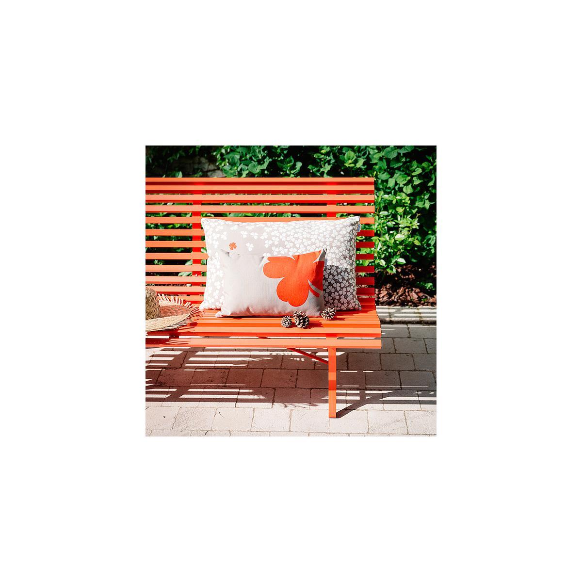 LOUISIANE by Fermob Banc rouge piment 150 cm