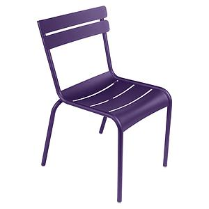 LUXEMBOURG  by Fermob Chaise Aubergine