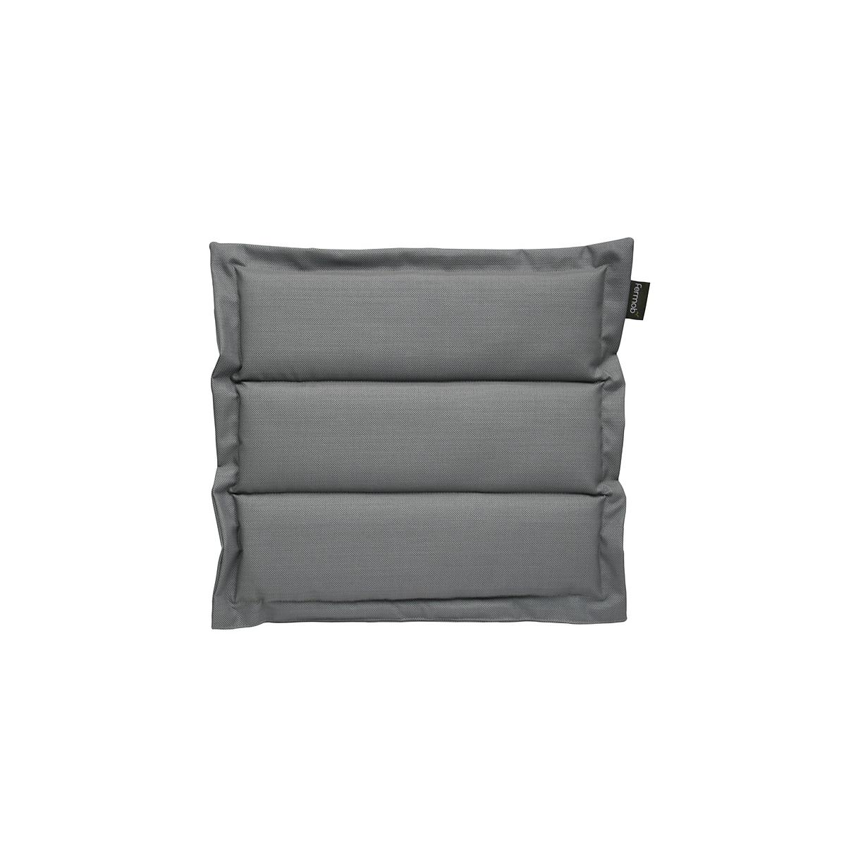 LUXEMBOURG  by Fermob Coussin chaise et bridge gris