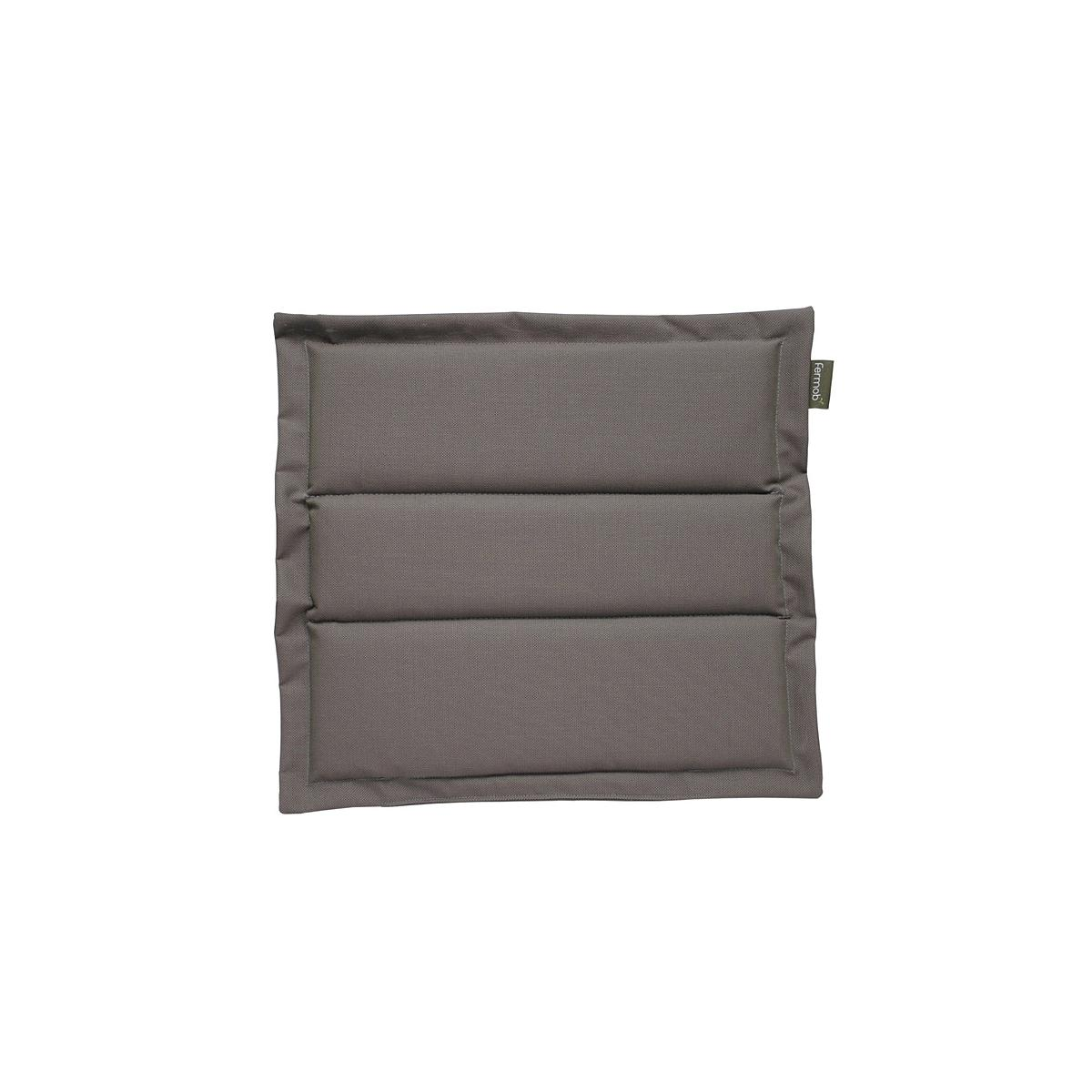 LUXEMBOURG  by Fermob Coussin chaise et bridge taupe