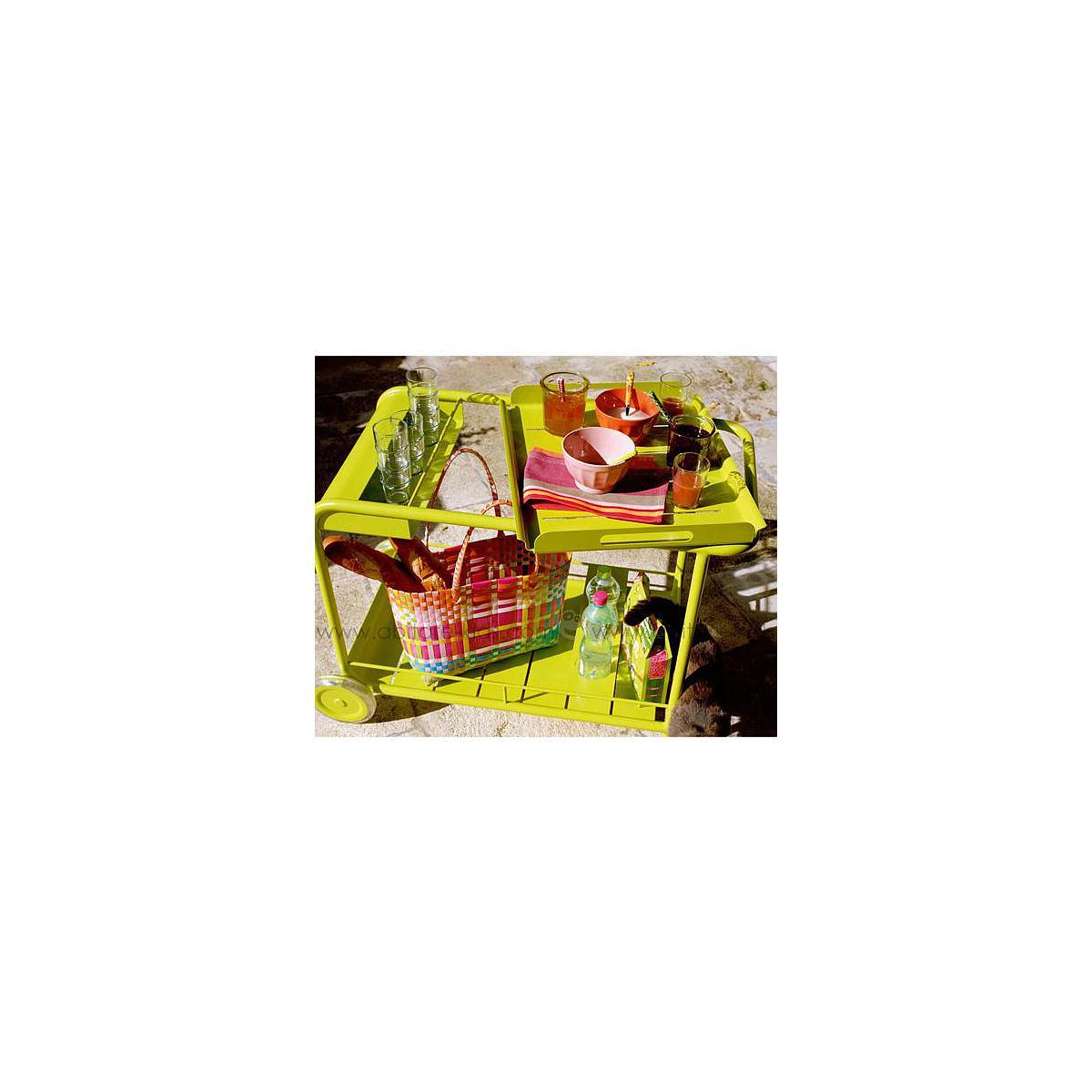 LUXEMBOURG by Fermob Desserte coquelicot