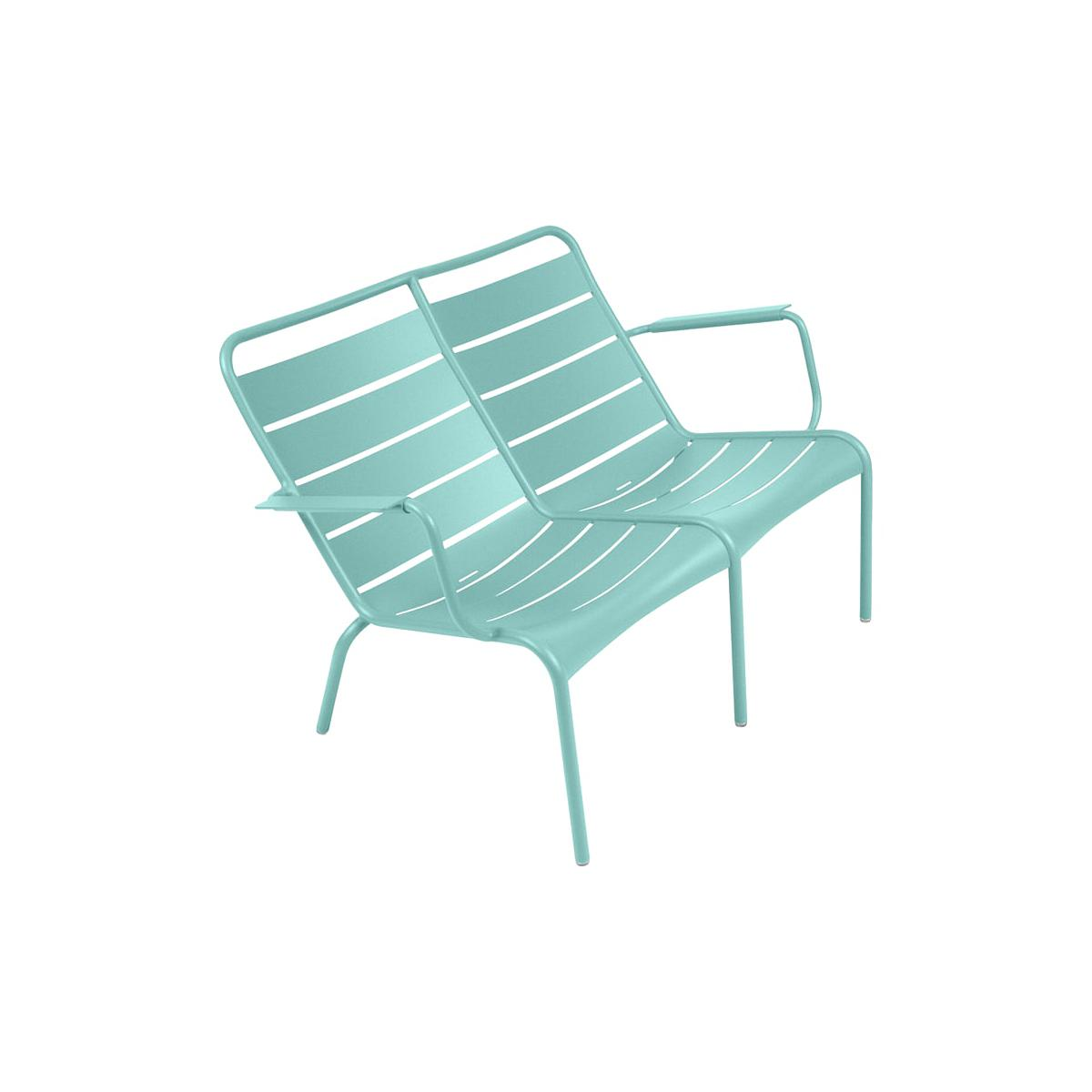 LUXEMBOURG  by Fermob Fauteuil bas duo Lagune