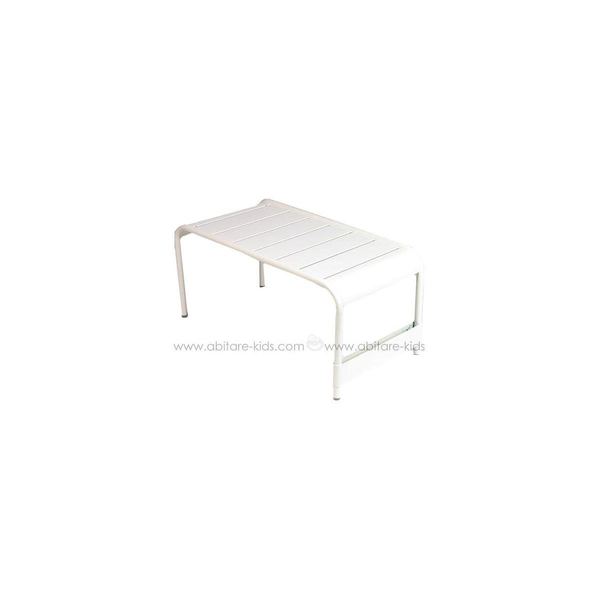 LUXEMBOURG by Fermob Grande table basse Blanc coton