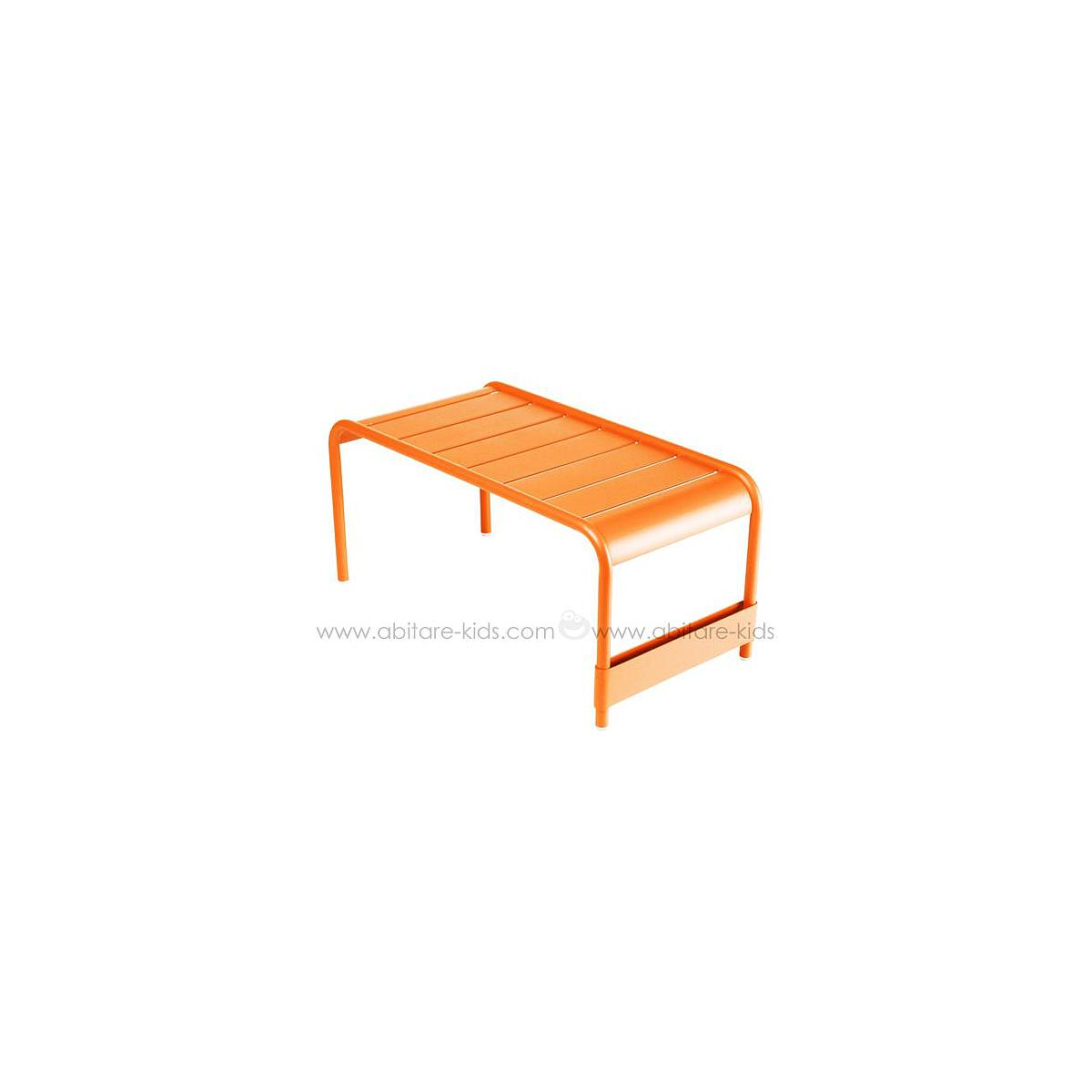 LUXEMBOURG by Fermob Grande table basse carotte