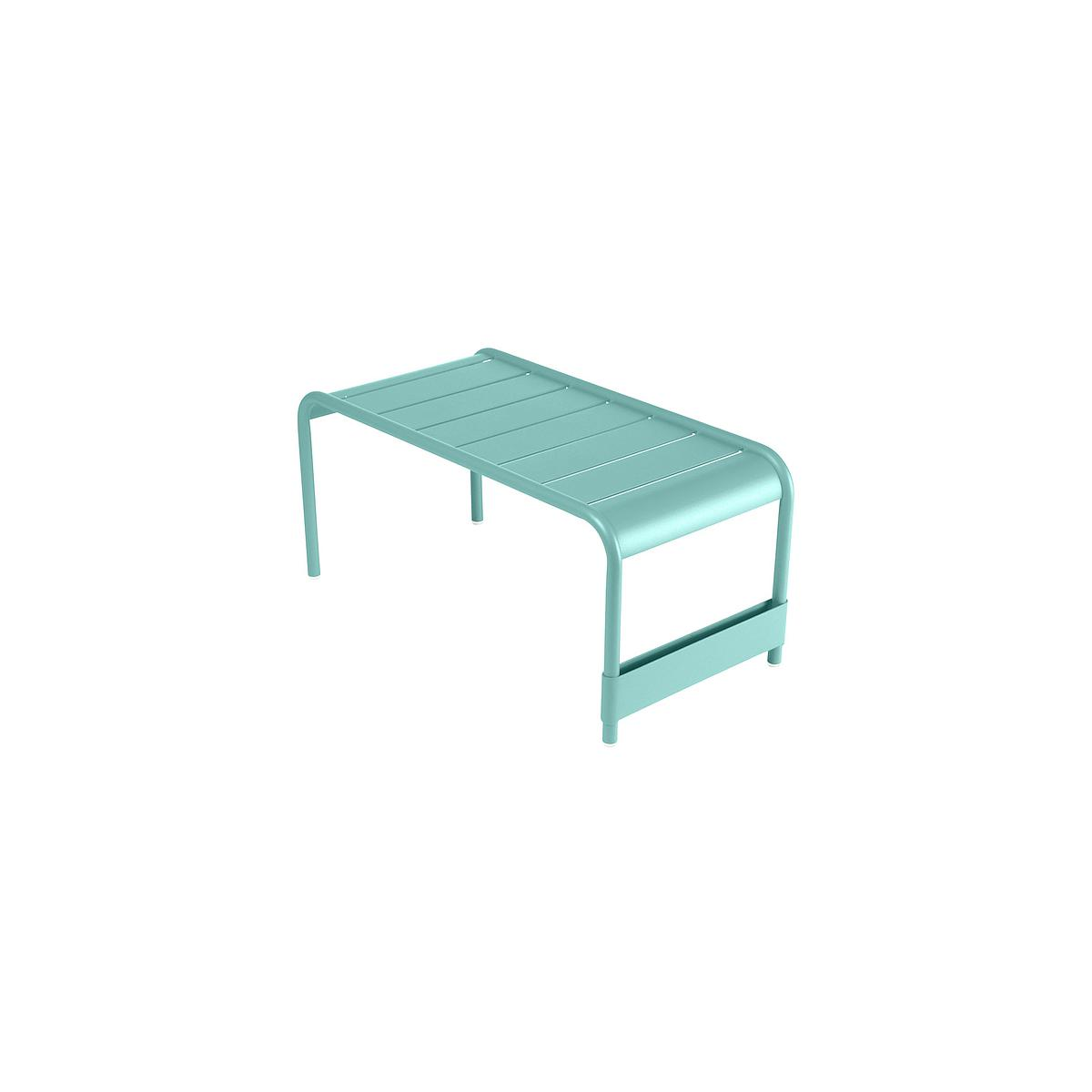 LUXEMBOURG by Fermob Grande table basse lagune