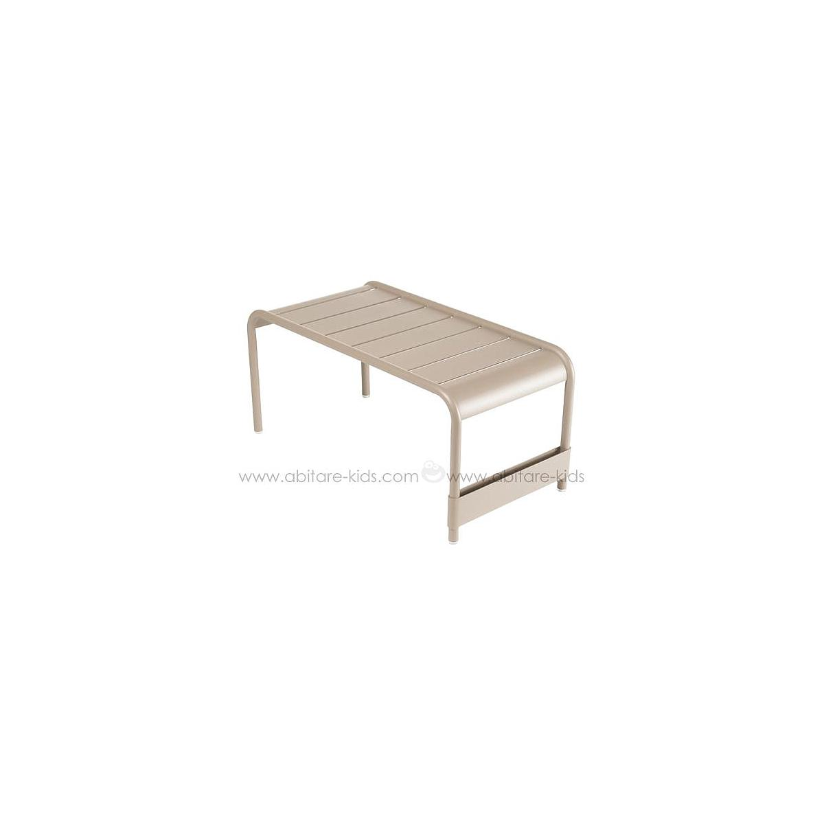 LUXEMBOURG by Fermob Grande table basse muscade