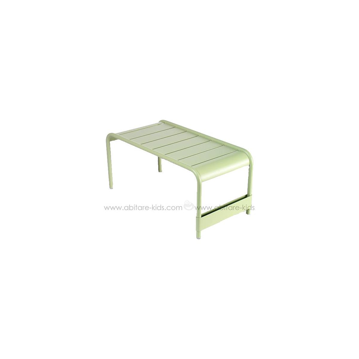 LUXEMBOURG by Fermob Grande table basse tilleul