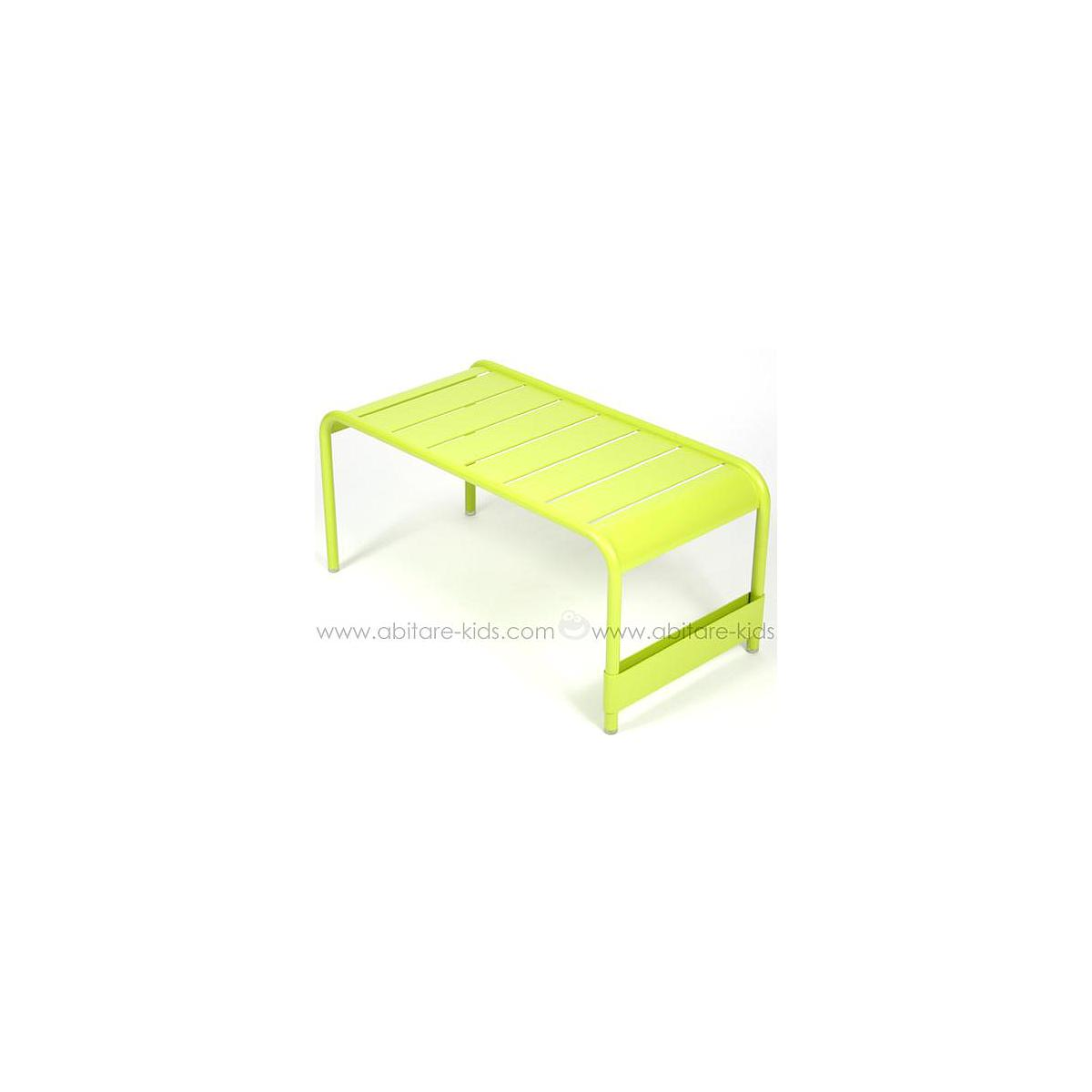 LUXEMBOURG by Fermob Grande table basse verveine | Abitare Living